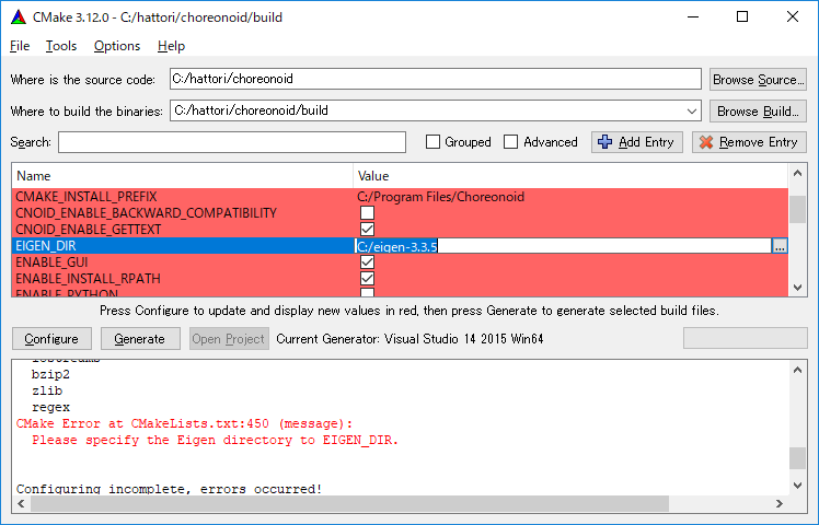 Build and install from source code (Windows version